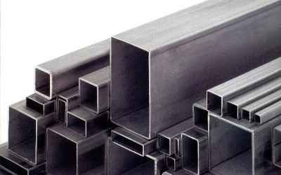 Mild steel hollow channel